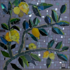 Mosaik - Pflanzen