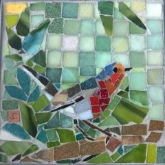 Mosaik - Tiere