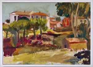 Ölbilder Landschaft