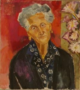 Ölbilder - Portrait